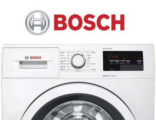 Service Επισκευές πλυντηρίων Bosch